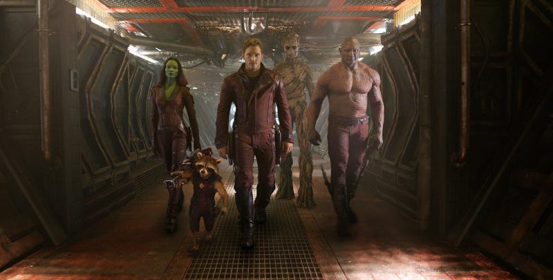 Illustration for article titled The First Guardians of the Galaxy Vol. 2 Casting News Raises Big Questions
