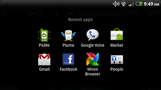 Illustration for article titled View Your Recently Opened Apps by Long-Pressing Android's Home Button