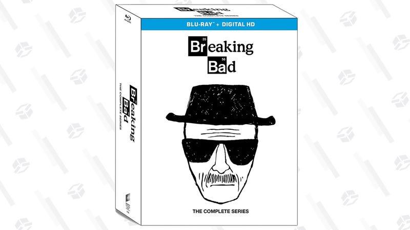 Breaking Bad: The Complete Series (Blu-ray/Digital) | $66 | Amazon