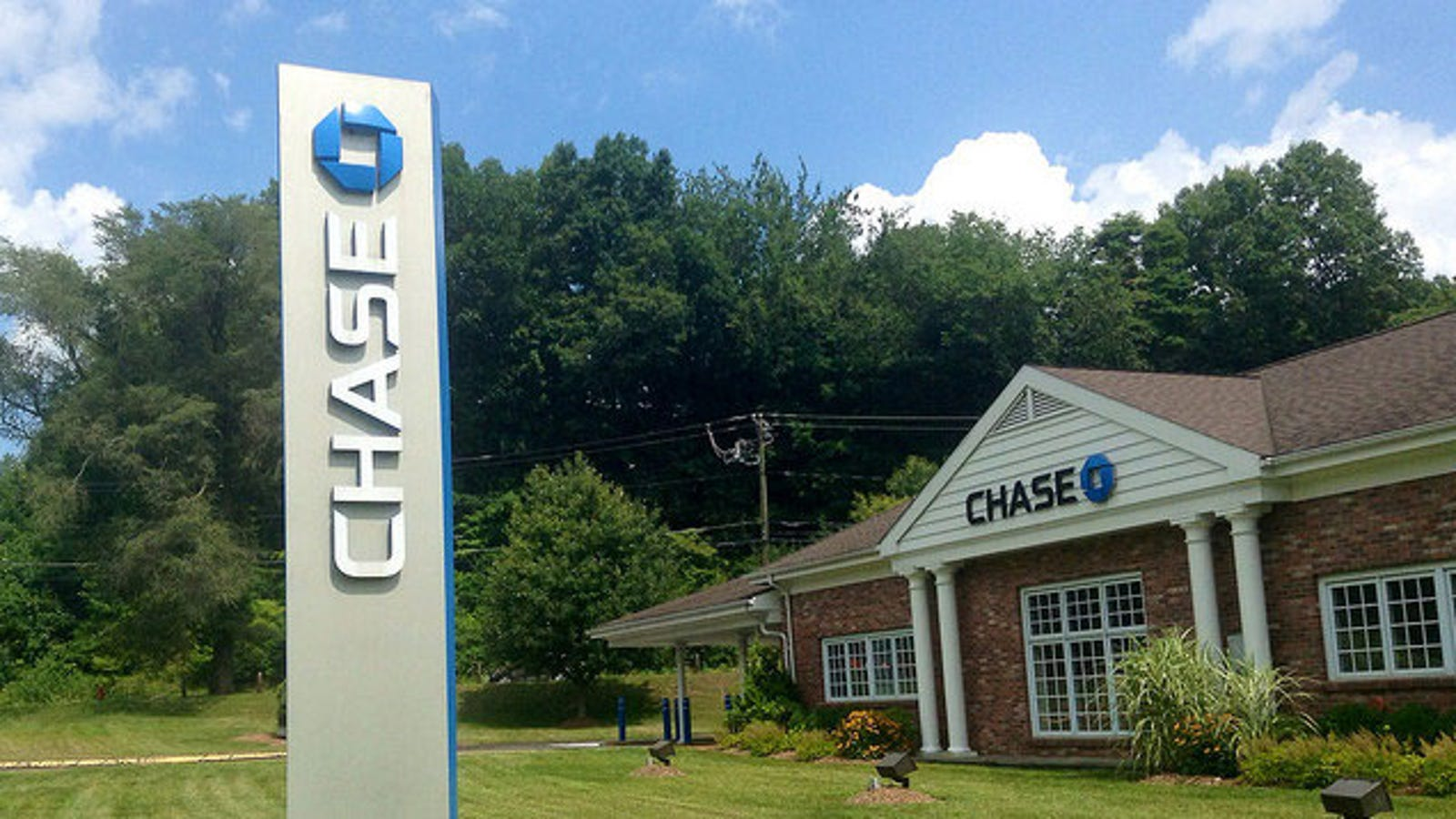 Chase Bank Hacked, Info Stolen for 83 Million Accounts