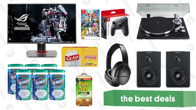 Saturday s Best Deals: Rakuten Sitewide Sale, Instant Pot, Slime Gold Box, and More