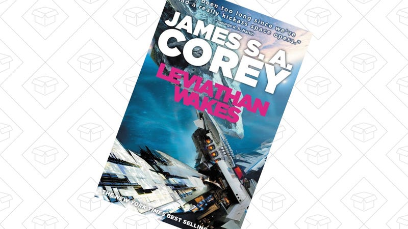 Leviathan Wakes (The Expanse Book 1), $3