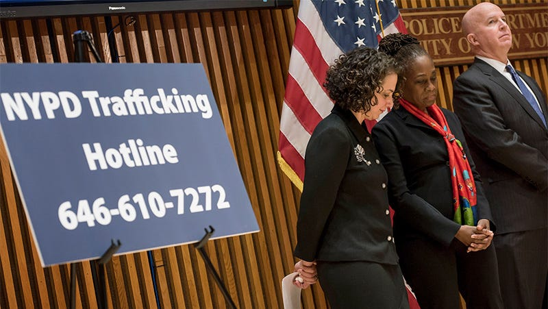 Illustration for article titled What the Hell Is Going On With New York City's Sex Trafficking Hotline?