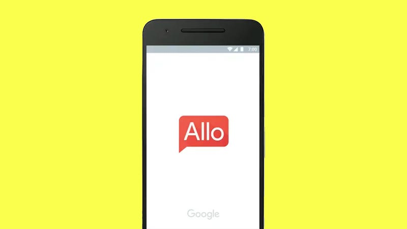Illustration for article titled Allo Is Google's New Super-Powerful Messaging App