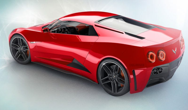 Is This Why GM Is Spending $290 Million To Upgrade The Corvette Factory?