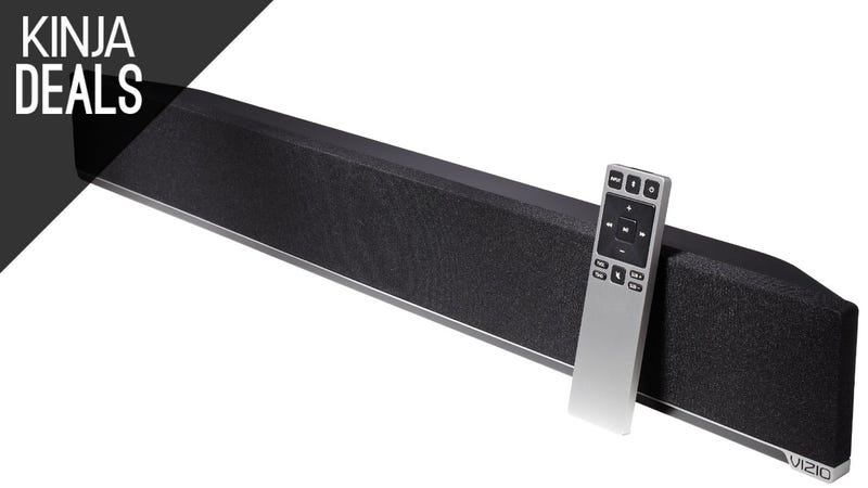 Illustration for article titled Augment The Audio For Your Other TVs With This Cheap Sound Bar