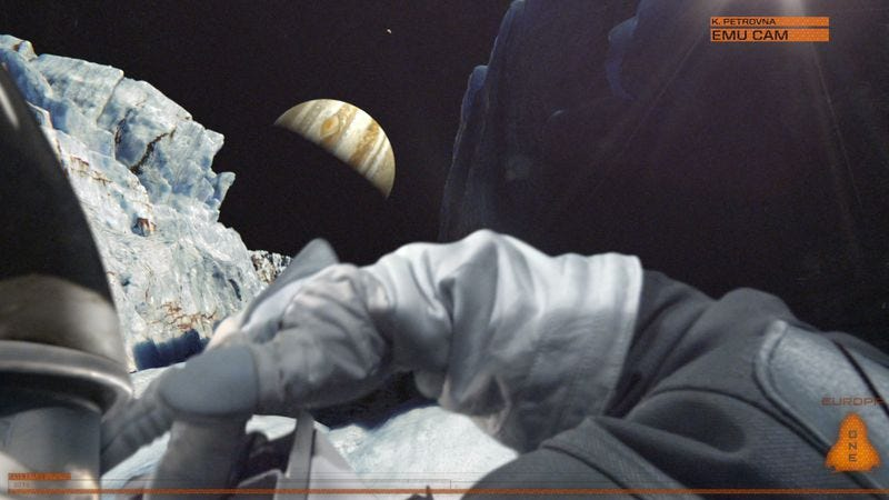 Illustration for article titled Europa Report