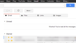 Illustration for article titled Mikey Adds Mega-Useful Files, Links, and Images Tabs to Gmail
