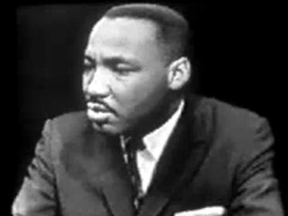 Illustration for article titled VIDEO: MLK Discusses 'the New Negro'