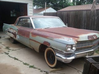 Illustration for article titled PCH: 1964 Coupe DeVille 6.2L Diesel for $1300? YOU CAN MAKE IT HAPPEN.