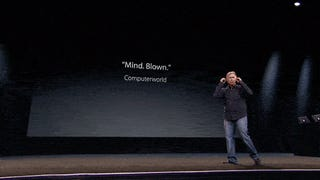 Today's Apple iPad Event in 12 GIFs