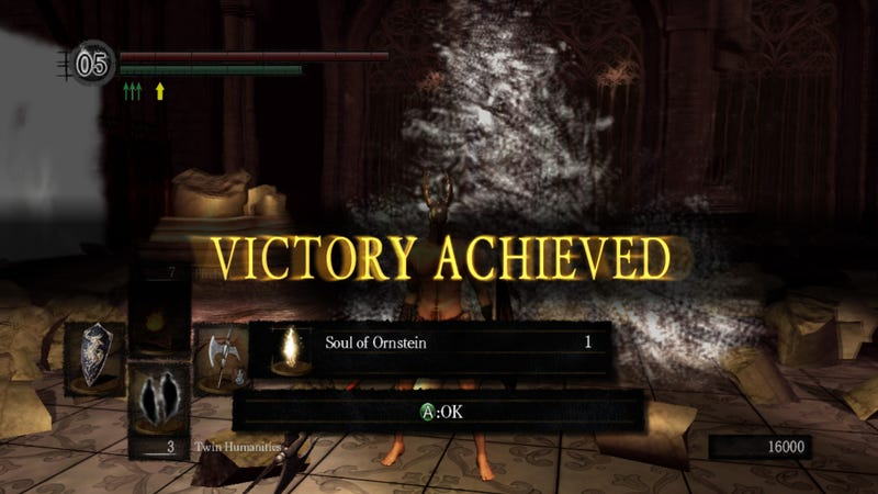 Illustration for article titled Victory Achieved: My Level 1 Journey Through Dark Souls