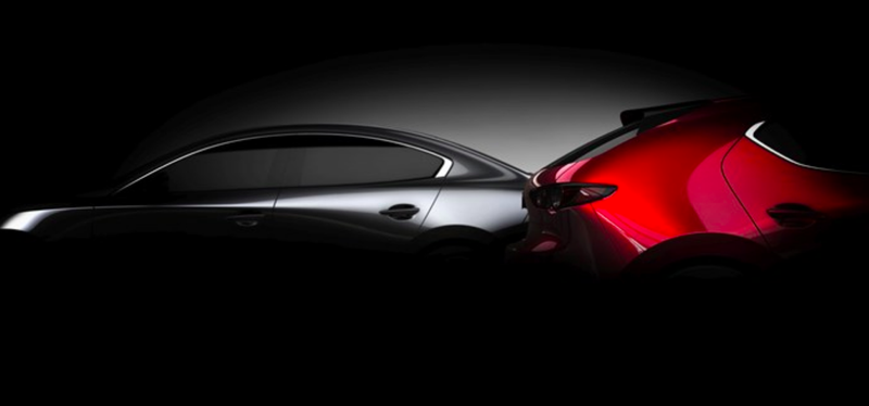 New Mazda 3 Will Debut In La With Holy Grail Skyactiv X Engine