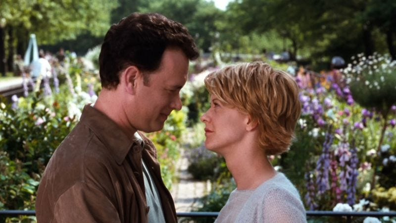 Illustration for article titled Tom Hanks and Meg Ryan are working on another movie together