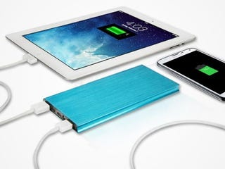 Illustration for article titled Need a Charge? Save Over 70% on the Power Vault 18,000mAh Power Bank