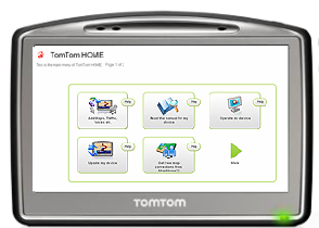 Illustration for article titled TomTom Owners Can Now Share Content Online