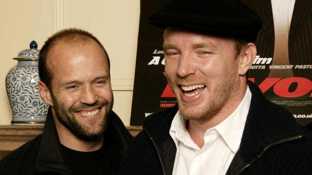 Proper British mates Jason Statham and Guy Ritchie to reunite for remake of French thriller