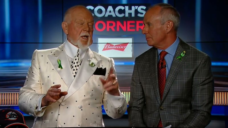 Illustration for article titled Don Cherry's Daily Sandwich Shouldn't Exist