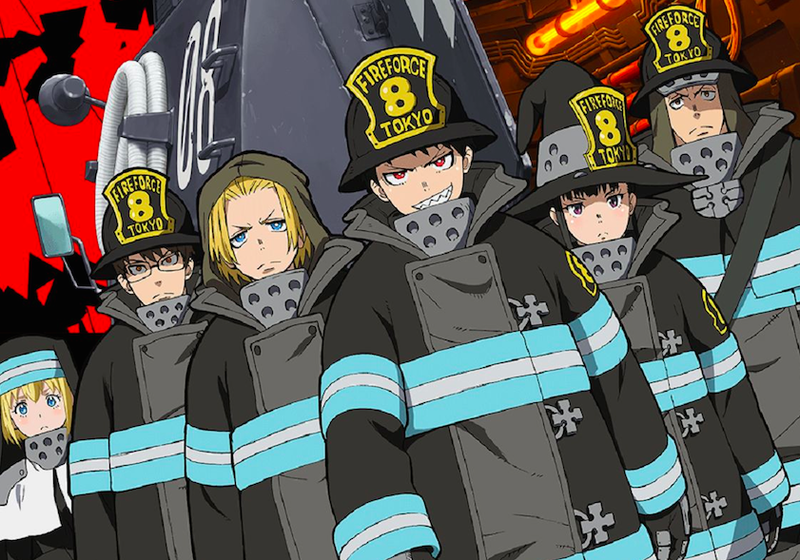 Illustration for article titled Fire-Themed Anime Edited After Kyoto Animation Tragedy