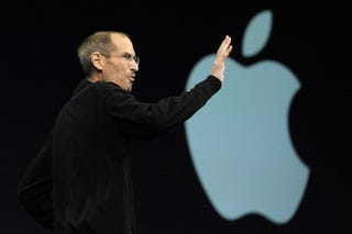 Illustration for article titled Steve Jobs Dead at 56