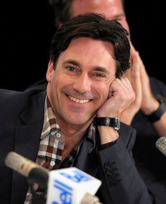 Illustration for article titled Attention Ladies:  Jon Hamm Isn't Wearing Any Underwear