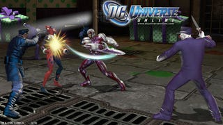 Illustration for article titled DC Universe Online Screens