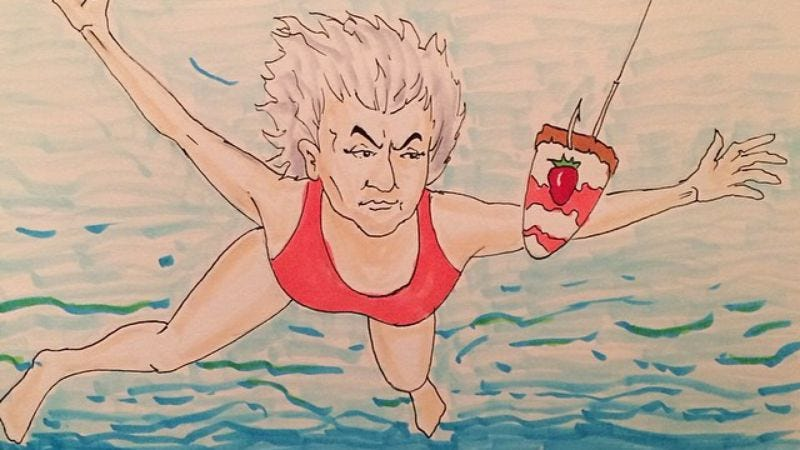 Illustration for article titled Stay golden with a daily dose of Bea Arthur
