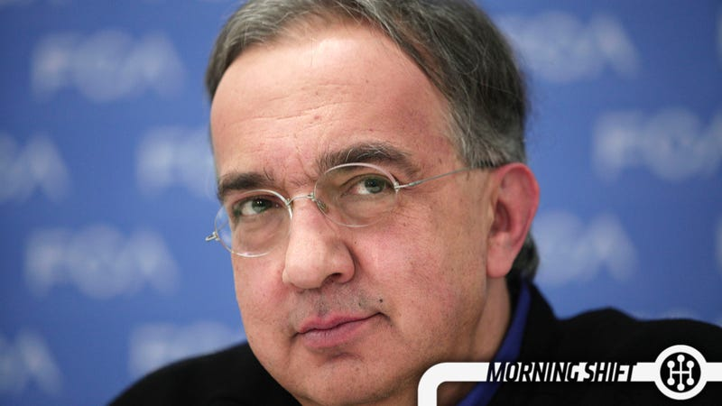 Illustration for article titled Report: FCA's Marchionne Wants To Make A Gargantuan Deal Before 2020