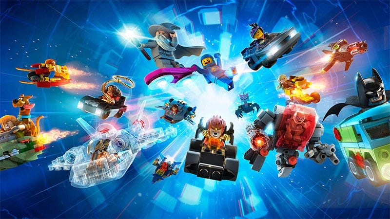 Illustration for article titled Lego Dimensions Is Officially Over