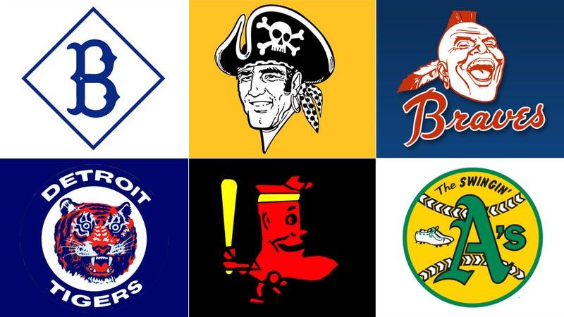 c57eb1fda64 The Hidden History of the MLB Playoff Team Logos