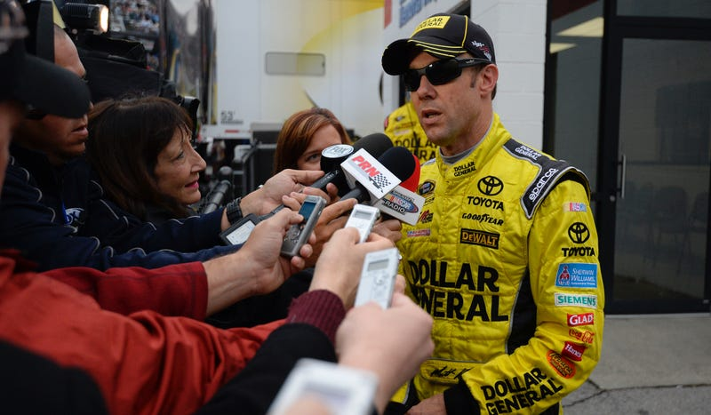 Illustration for article titled Matt Kenseth Loses Appeal; NASCAR Upholds Two-Race Suspension