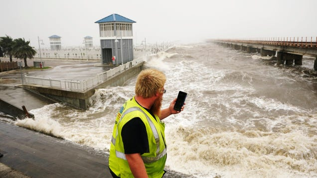 Hurricane Ida Reversed the Course of the Mississippi River