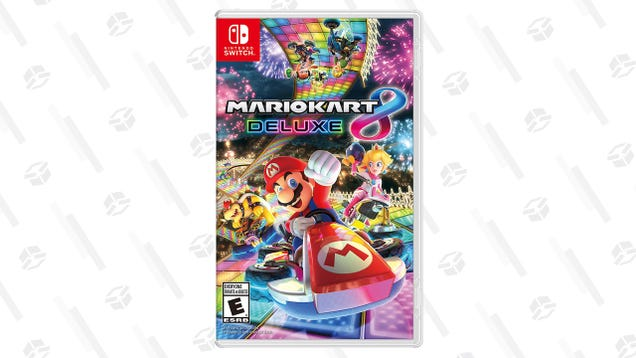 A Digital Copy of Mario Kart 8 Deluxe Is Down to $42 on Amazon