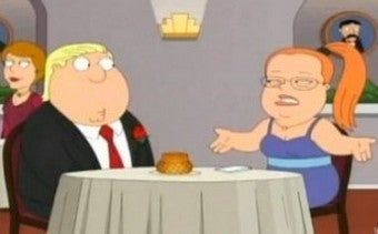 Illustration for article titled Family Guy's Down Syndrome Episode: Adding Insult To Interesting