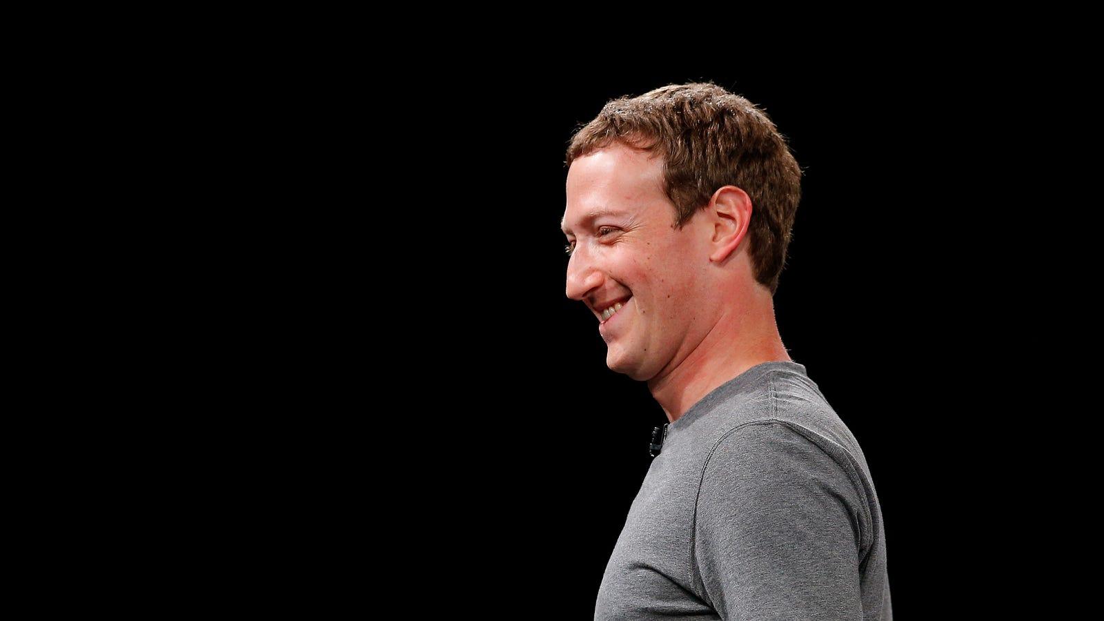 Is Mark Zuckerberg Bui...