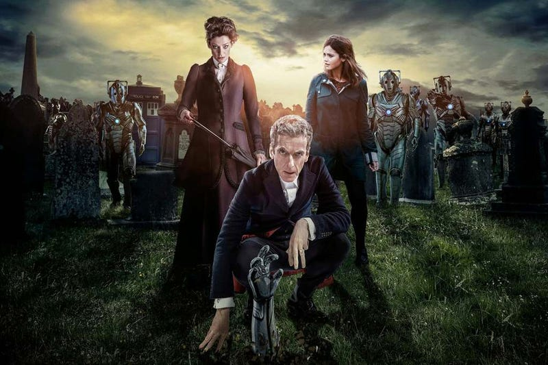 """Illustration for article titled Peter Capaldi: """"The Doctor Is Not a Guy"""""""