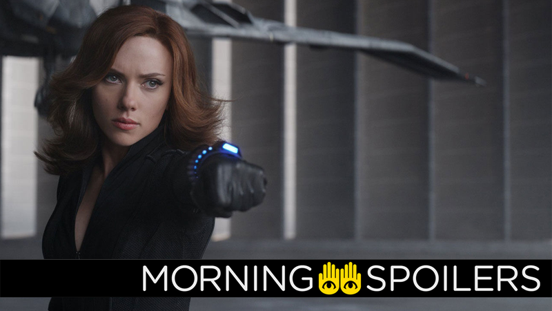 Illustration for article titled Scarlett Johansson Still Has Hope For a Black Widow Movie