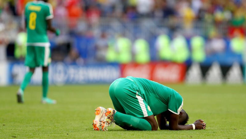 Illustration for article titled Senegal Crashed Out Of The World Cup In The Cruelest Possible Way