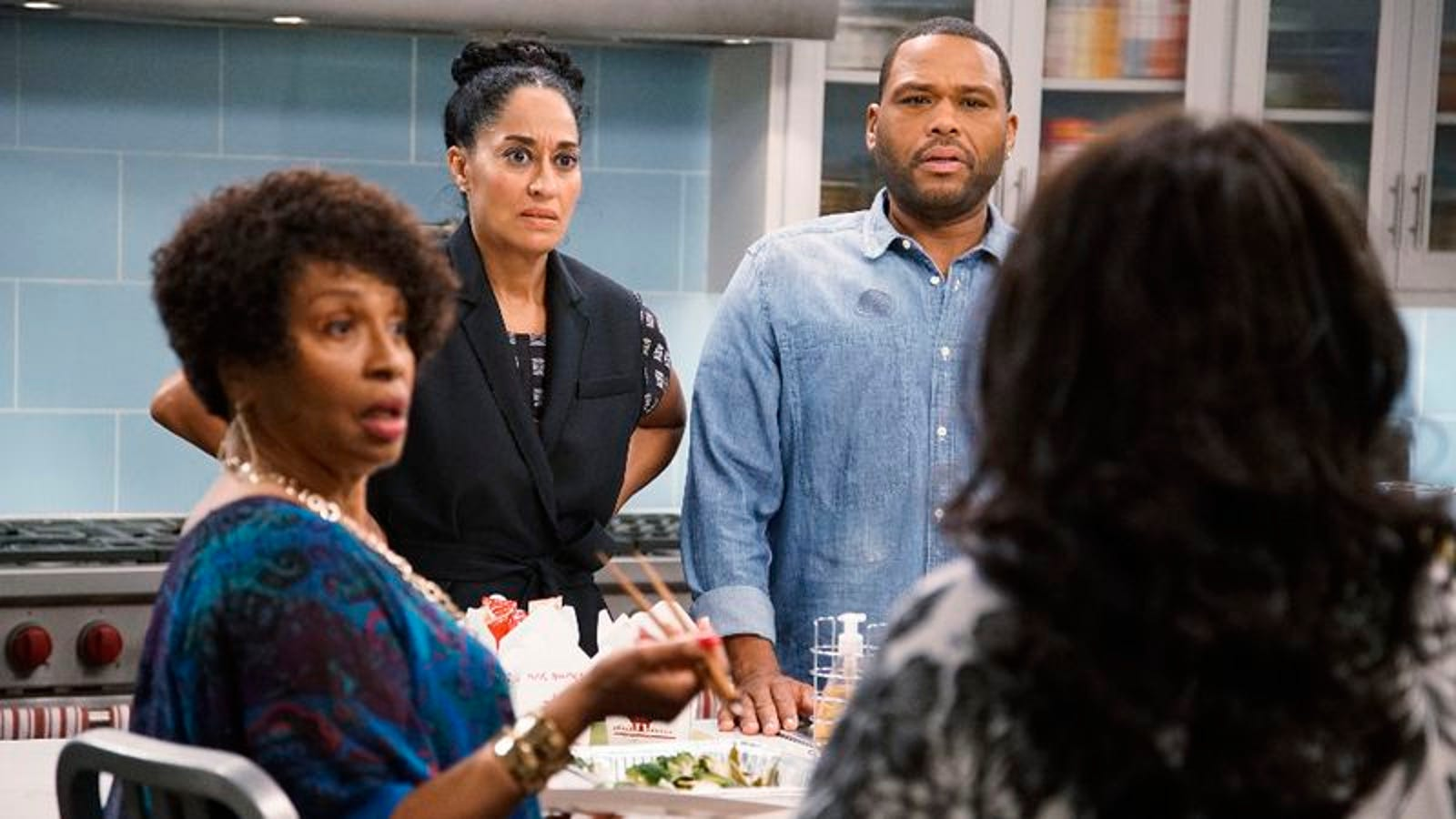 Pick a Black-ish side: Are you Team Johnson or Team Johnson?
