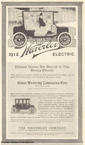 Illustration for article titled Silent Waverly Limousine-Five