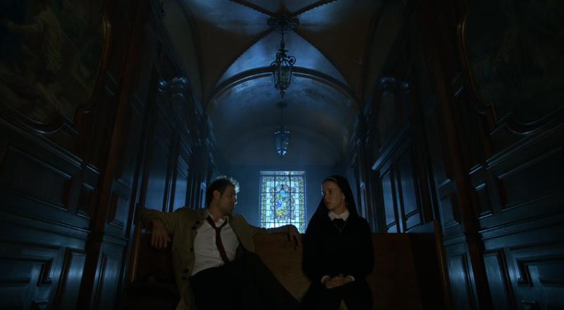 Illustration for article titled Constantine's Creepy Mid-Season Finale Reveals Evil's Endgame