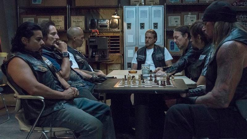 Illustration for article titled Kurt Sutter is definitely working on a Sons Of Anarchy spin-off