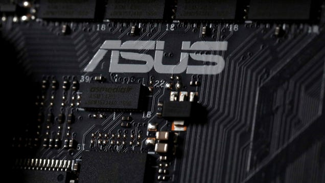 Hackers Snuck Backdoors Into ASUS Software Updates, Infecting Thousands