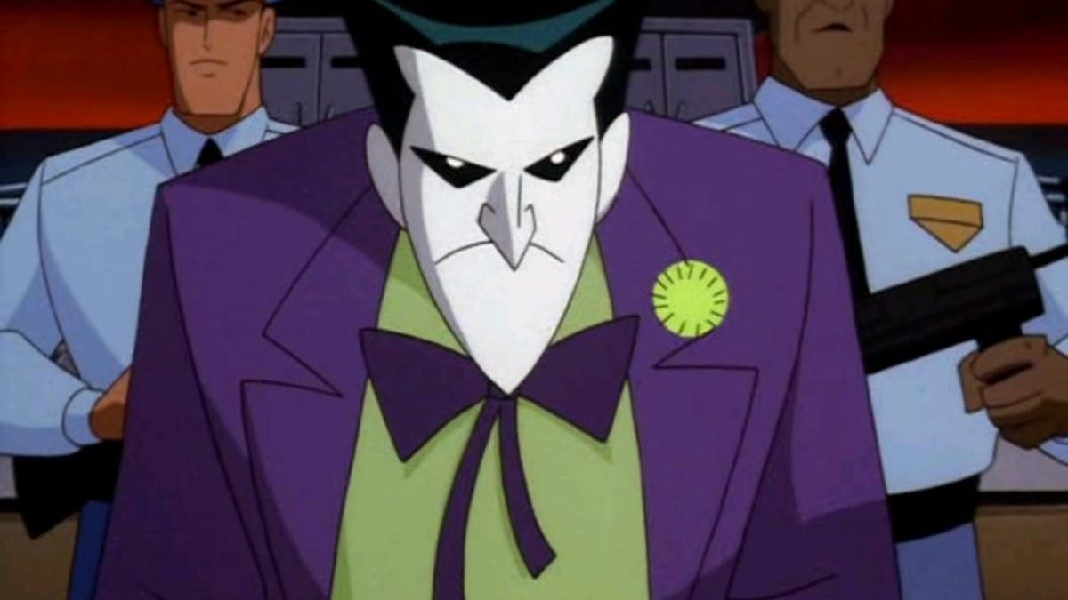 10 flaws from the otherwise perfect batman the animated series voltagebd Choice Image