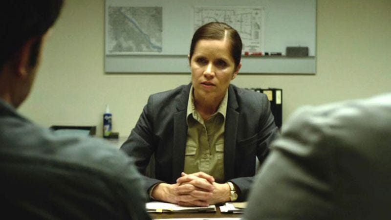 Illustration for article titled Gone Girl's Kim Dickens to star in AMC's Walking Dead spinoff
