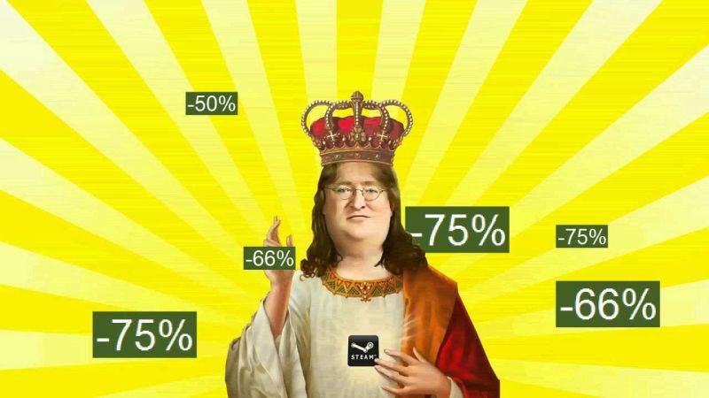 Illustration for article titled Valve va a cambiar por completo cómo son las rebajas de Steam, así te afecta