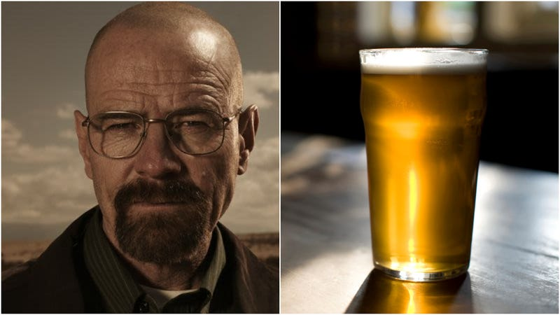 Illustration for article titled Sony sues California brewery over Breaking Bad-themed beer