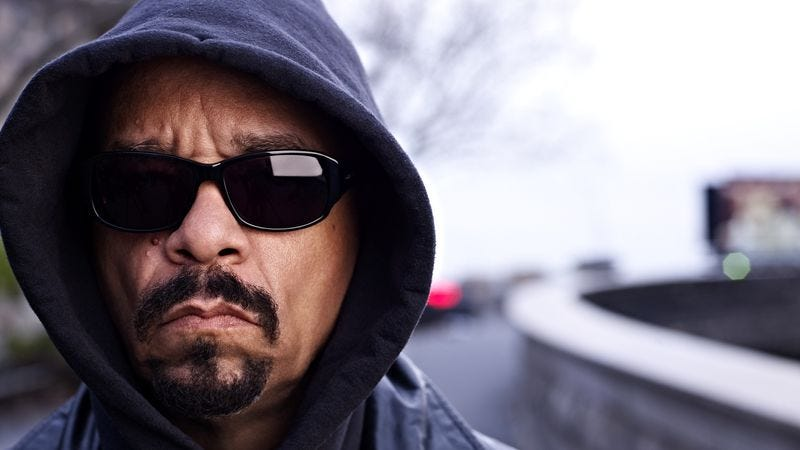 Ice-T revists his O G  roots in the documentary Something From