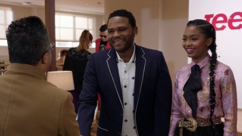 Black-Ish Is Pulling A Cosby -- No, In A GOOD Way!