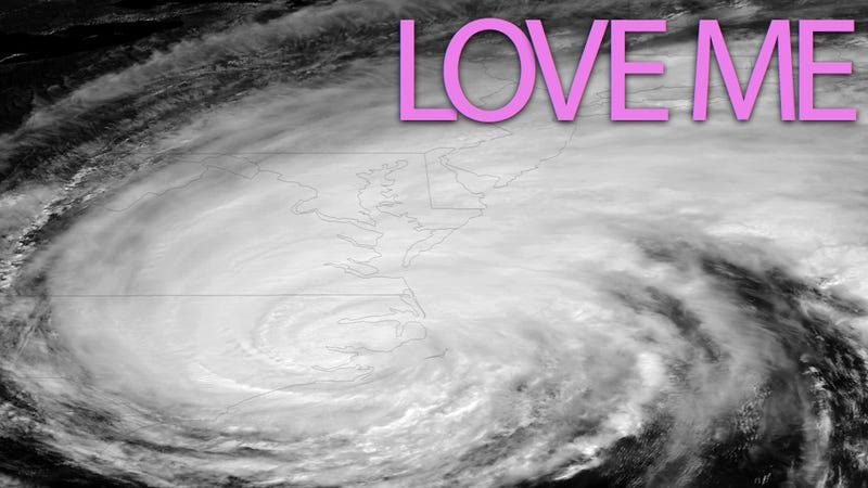 Illustration for article titled Hurricane Irene Has an OK Cupid Profile